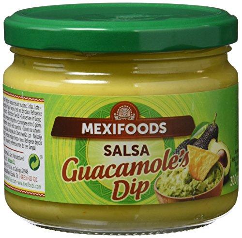 Salsa Guacamole, Mexifoods pack 3x2