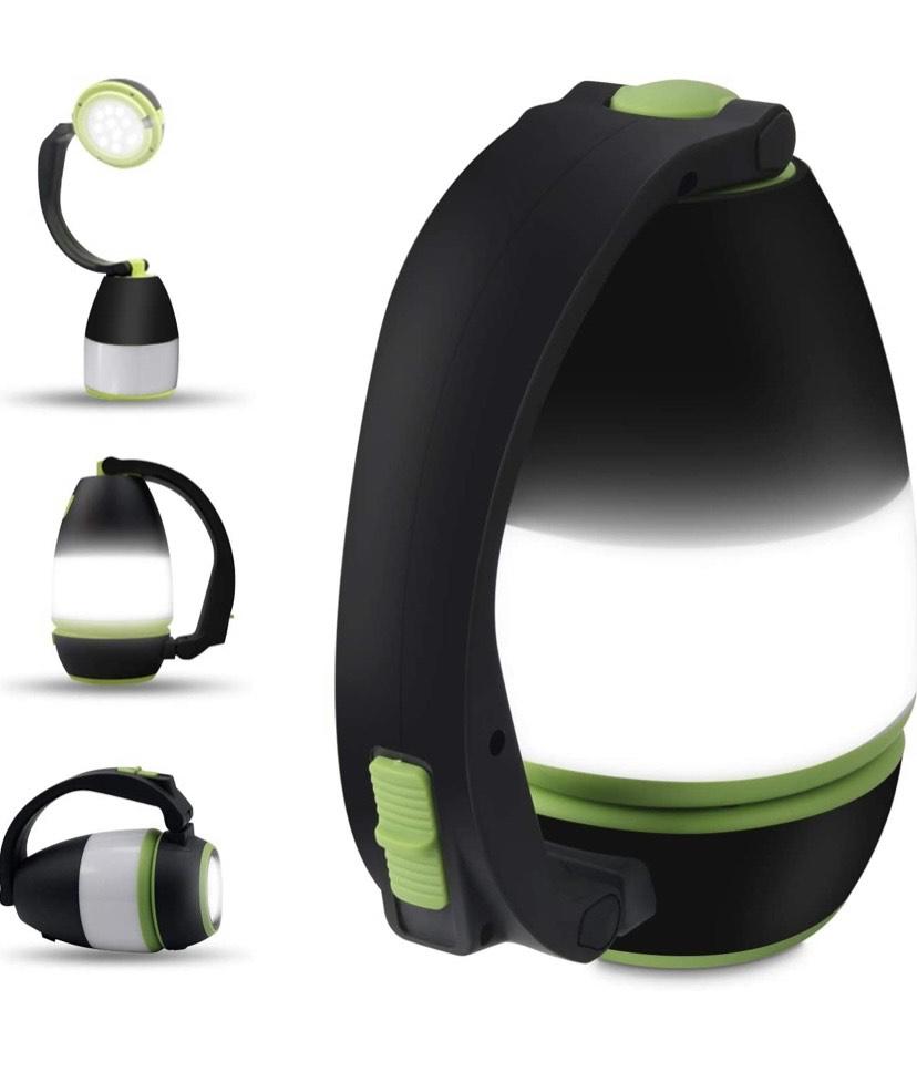 Lámpara Deformable Impermeable 2000mAh LED
