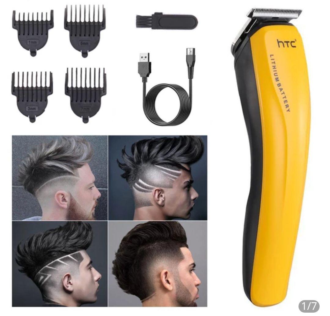 Máquina de cortar cabello de Clippers + Accesorios