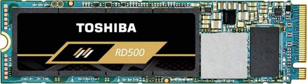 Toshiba RD500 M.2 500 GB NVMe