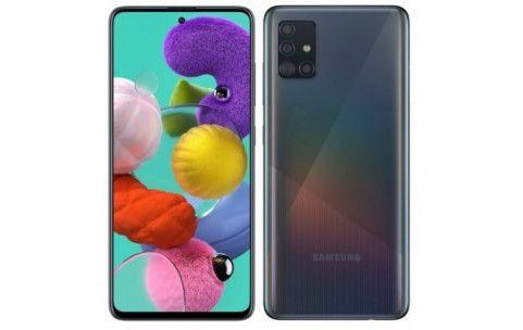 "Samsung A71 Black 6Gb 128Gb 6,7"" Libre"