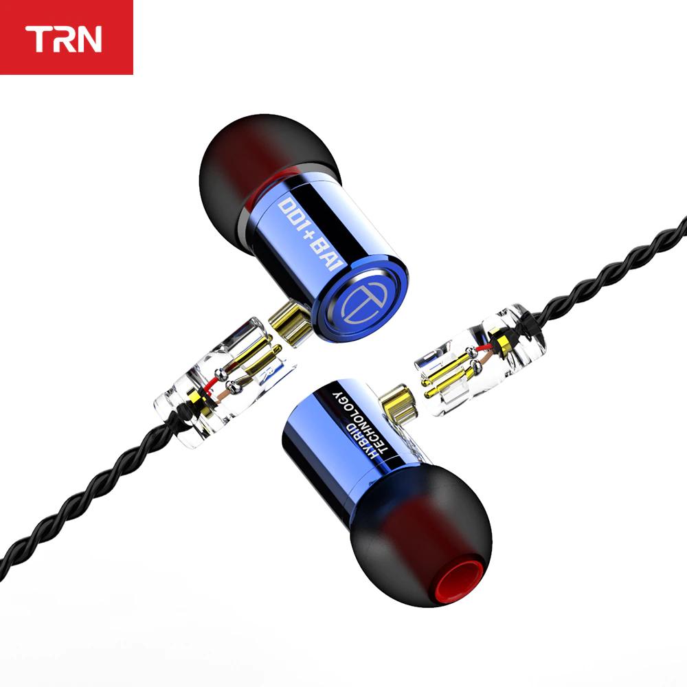 2 Auriculares híbridos TRN (M10 o ST1) - Precio mínimo