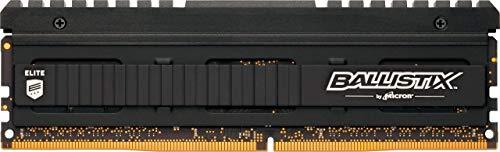 Memoria RAM 8 GB 4000 MHz Crucial Ballistix Elite DDR4, DRAM, CL18