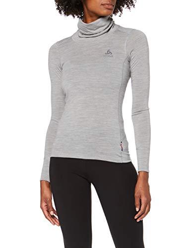 Camiseta 100% merino wool (oferta sólo talla M gris)