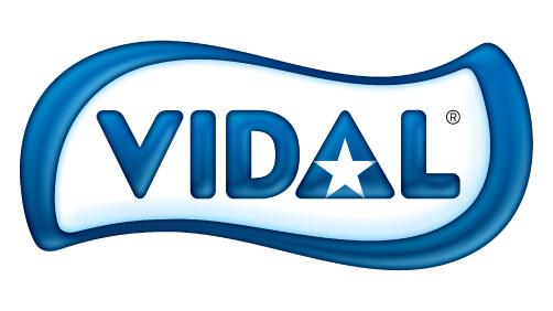 Varios cupones de descuento del 15% en chuches de Vidal y envió gratis