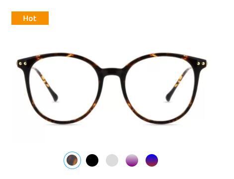 Dos pares de gafas graduadas por 19 dólares
