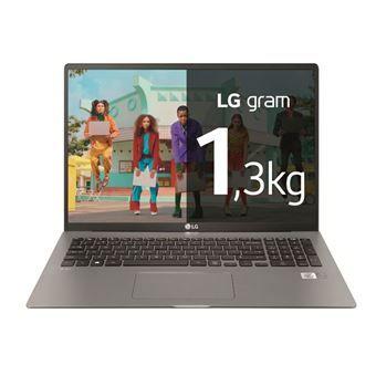Portátil LG Gram 15Z95N-G.AA78B 15,6'' Plata