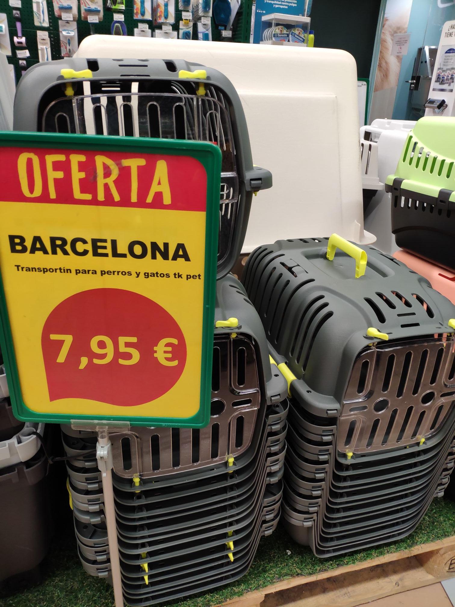 Transportin para perros y gatos. Tiendanimal Córdoba