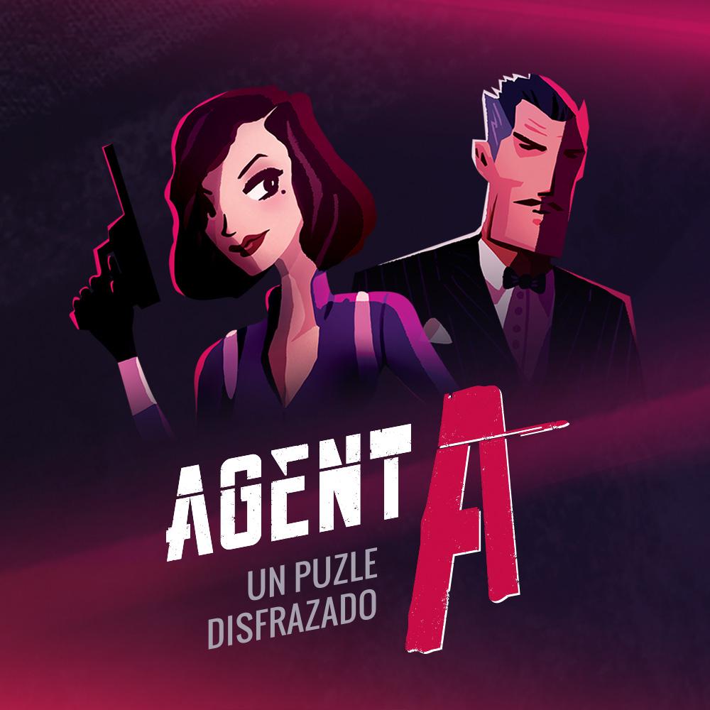 Agente A - Un puzzle disfrazado: Nintendo Store