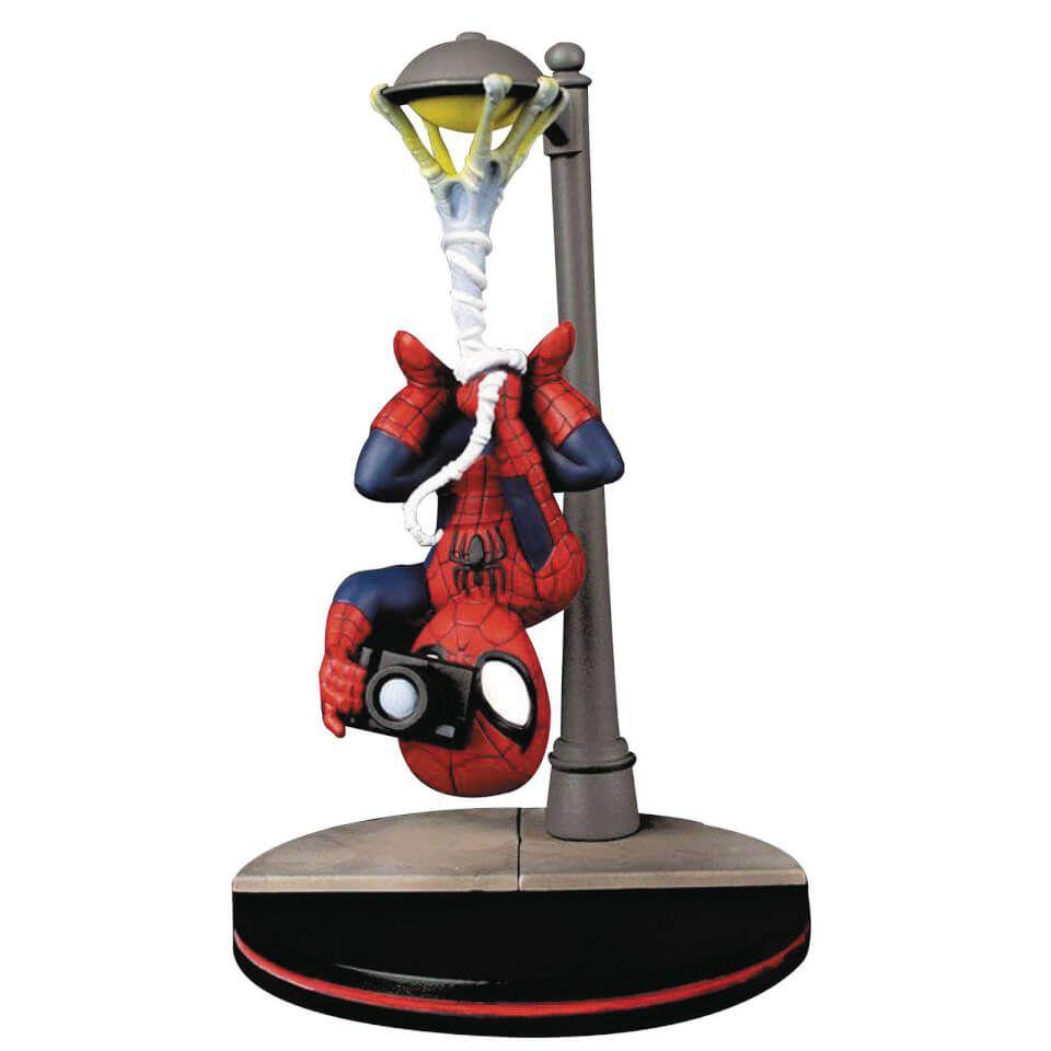 Marvel Spider-Man Spider Cam Q-Fig