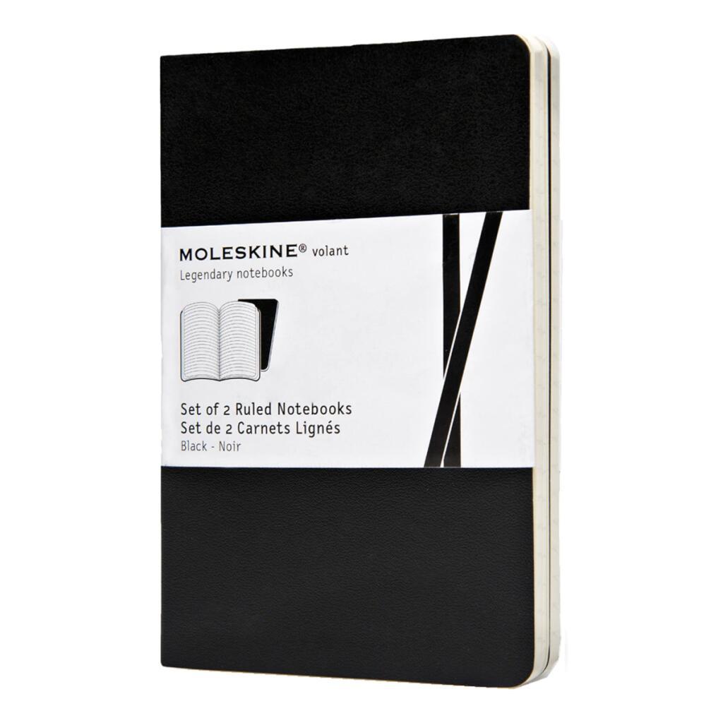 MOLESKINE - 55% de descuento set 2 cuadernos