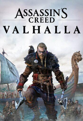 Assassin's Creed Valhalla Uplay Código EUROPA