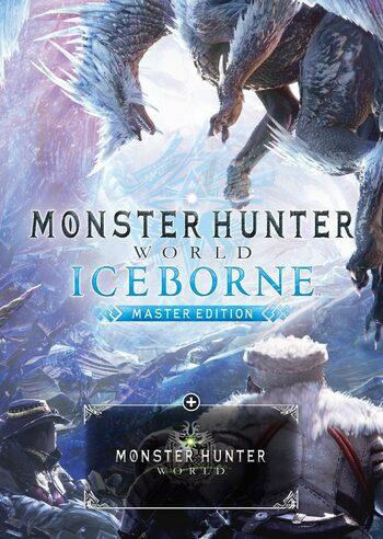 Monster Hunter World: Iceborne Master Edition Steam Key GLOBAL