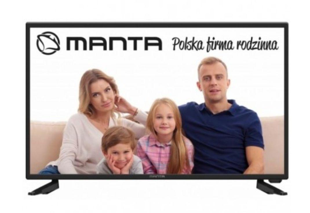 "MANTA LED5501U TELEVISOR 55"" LED 3840X2160 (UHD-4K)"