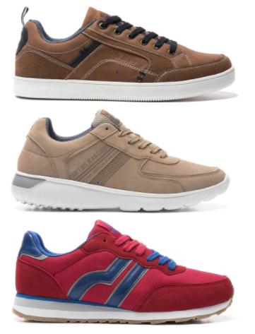 Zapatillas Lois varios modelos solo 19.9€