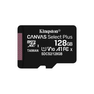 Kingston Technology Canvas Select Plus Memoria Flash 128GB
