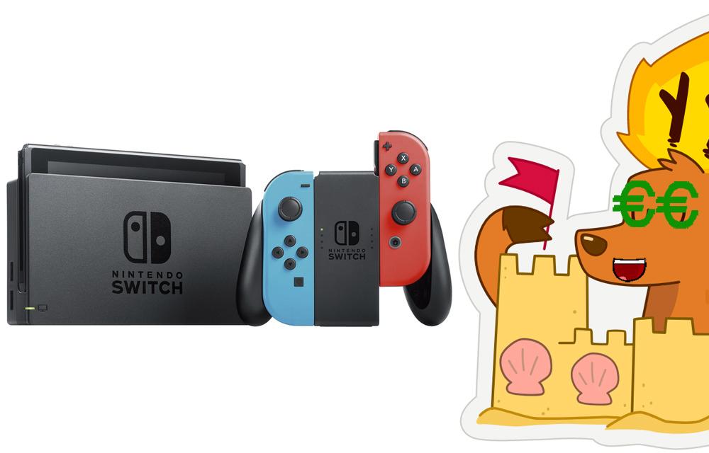 DISTINTAS OPCIONES - Nintendo Switch algo más barata (Leer descripción)