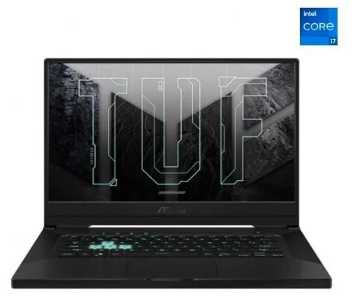 "Asus TUF Gaming Dash F15 FX516PR-HN002 Intel Core i7-11370H/16GB/512GB SSD/RTX 3070/15.6"""