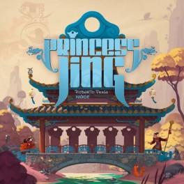 Princesa Jing. Juego de mesa (Inglés - Independiente del idioma)