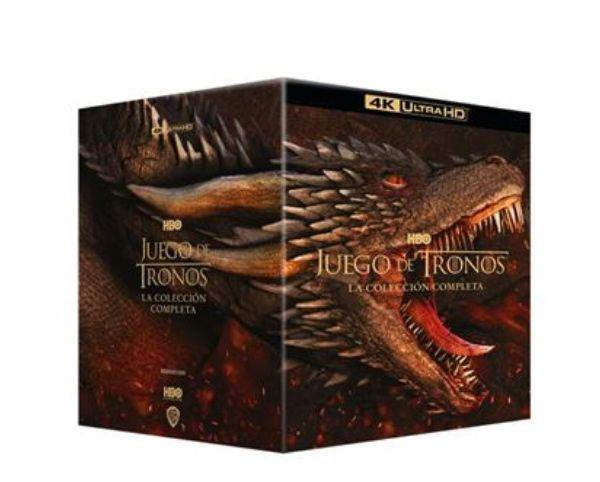 Juego de Tronos: La colección completa - 4K Ultra HD