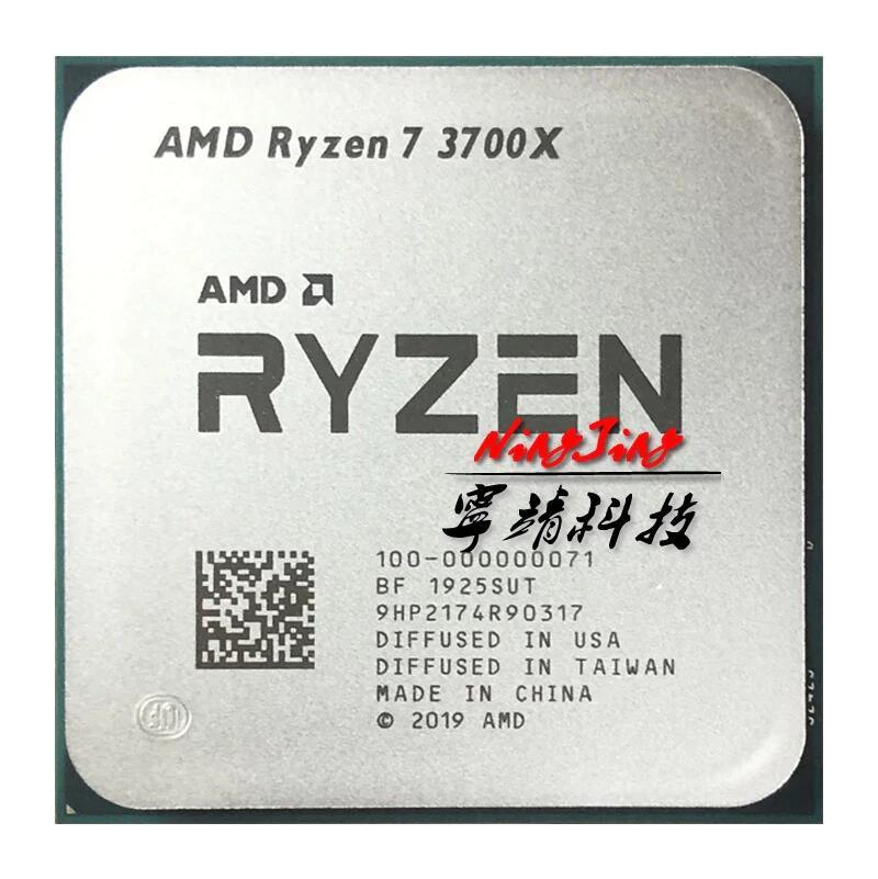 AMD Ryzen 3700x usado