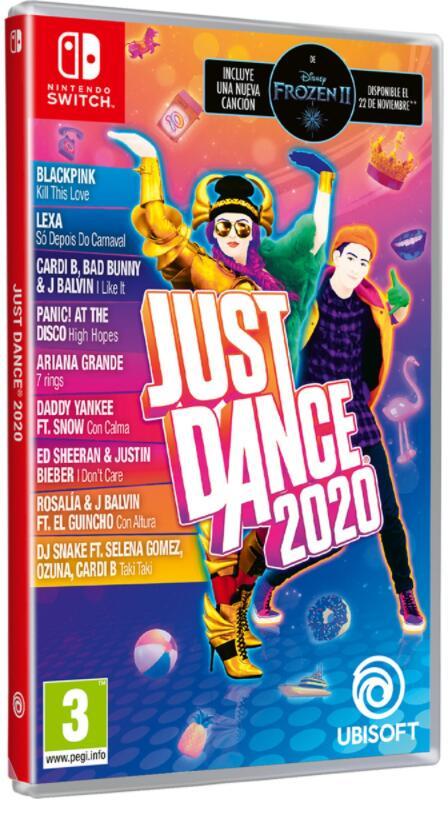 Just dance 2020 para Nintendo switch