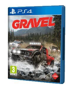 Gravel para PS4