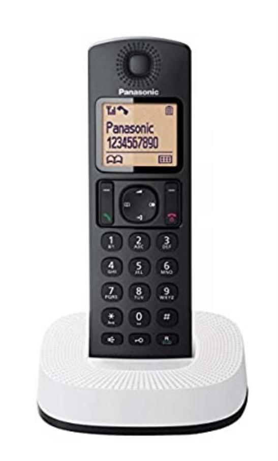 Panasonic KX-TGC310 - Teléfono Fijo Inalámbrico (LCD