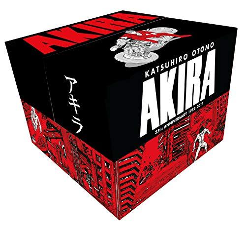 Akira Edición 35 aniversario (en inglés), en tapa dura y a preciaco