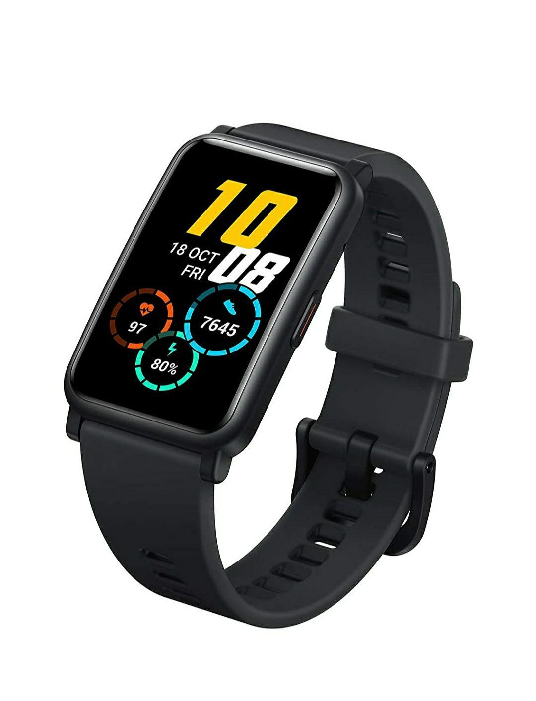 HONOR Watch ES - Salud & Fitness Smartwatch, 1,64 Pulgadas Pantalla AMOLED con 95 Modos de Entrenamiento