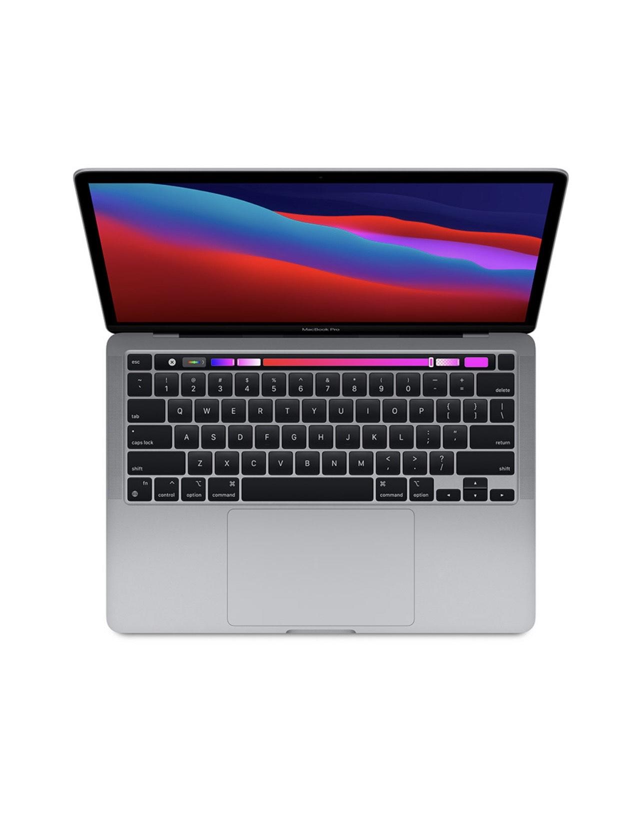 "MacBook Pro 13"" Chip M1 de Apple 16GB 512GB Gris Espacial"