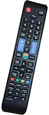 Nuevo Reemplazo del Control Remoto Samsung AA59-00582A Adecuado para Mando a Distancia Samsung Smart TV