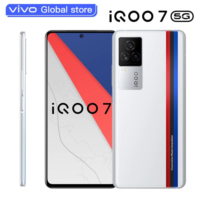 Vivo iQOO 7 5G 8GB/128GB Versión CN [Multilenguaje][B20]