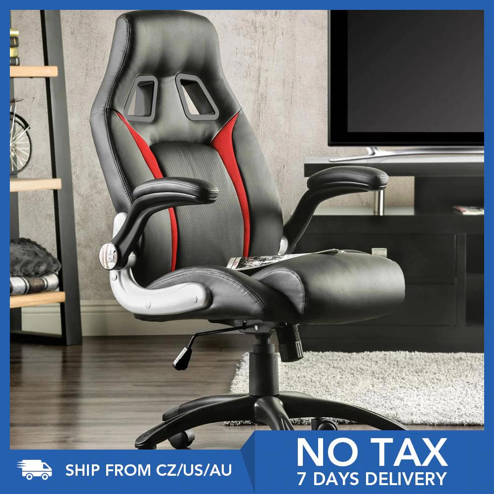 Furgle Racing-silla giratoria de 360 °, asiento Gaming desde República Checa