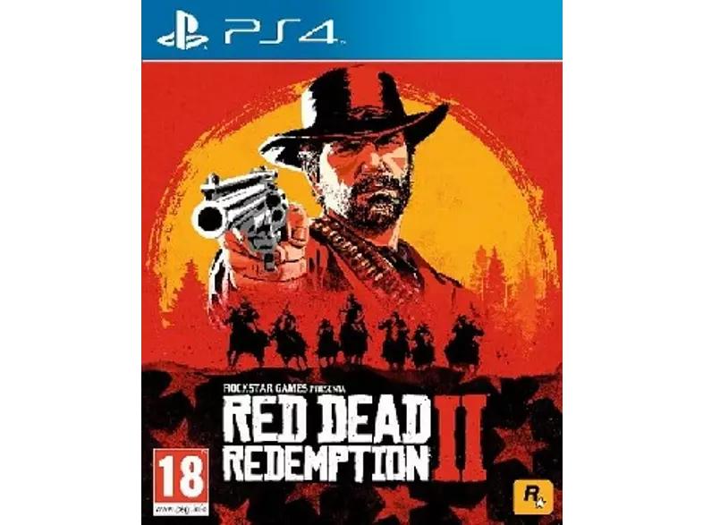 Red Dead Redemption 2 PS4 por 20,65€ (XBOX 22,31€)