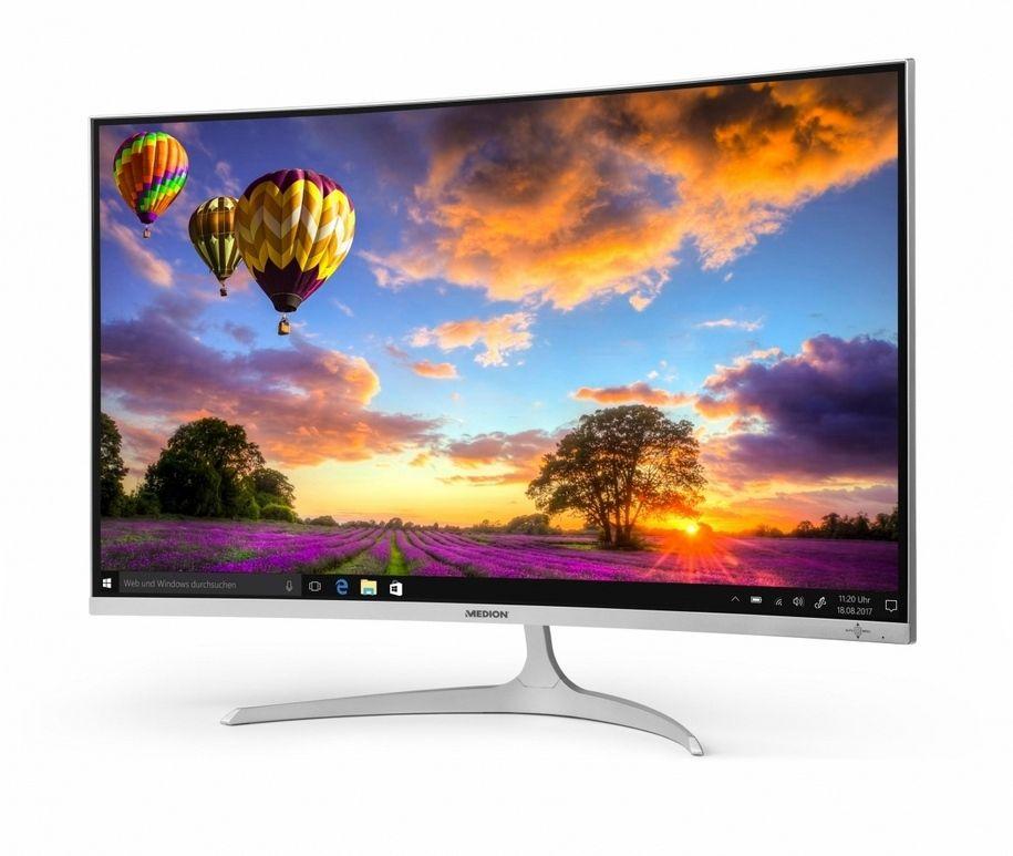 Monitor Curvo Medion X58455 80,01 cm - 31,5''