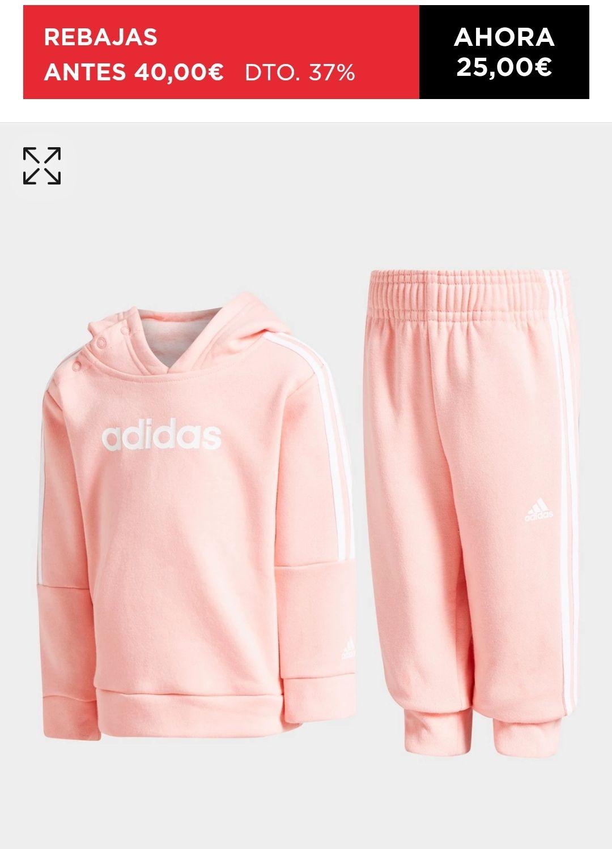 Chandall Adidas rosa