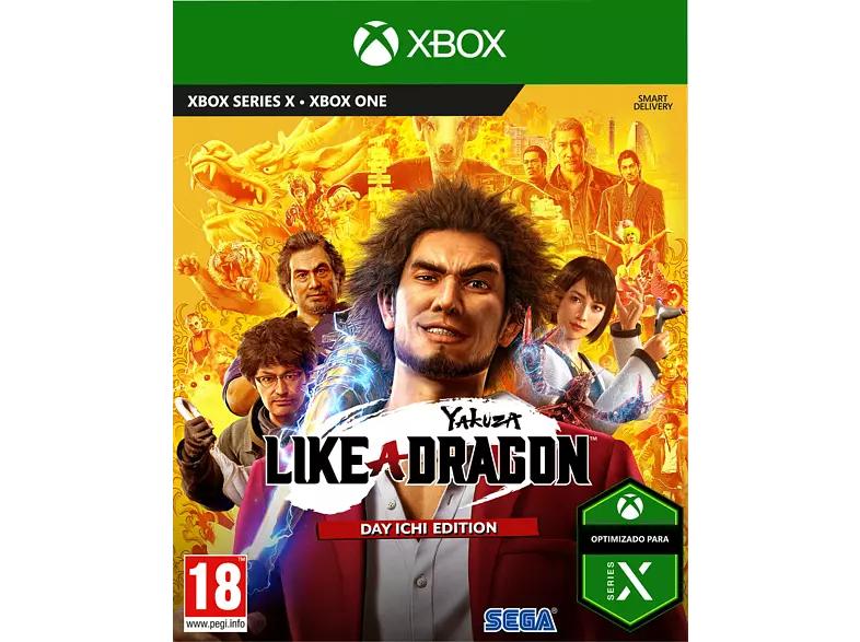 Yakuza Like a Dragon Day Ichi Edition Xbox (FÍSÍCO)