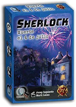 Sherlock Muerte 4 Julio