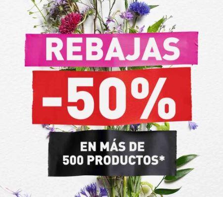 Rebajas -50% en Yves Rocher ¡Más de 500 productos! + Regalo