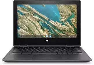 "Portátil - HP Chromebook x360 11 G3 EE, 11.6"" HD"