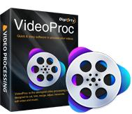 VideoProc 4.1 [Licencia de por vida, Win&Mac]