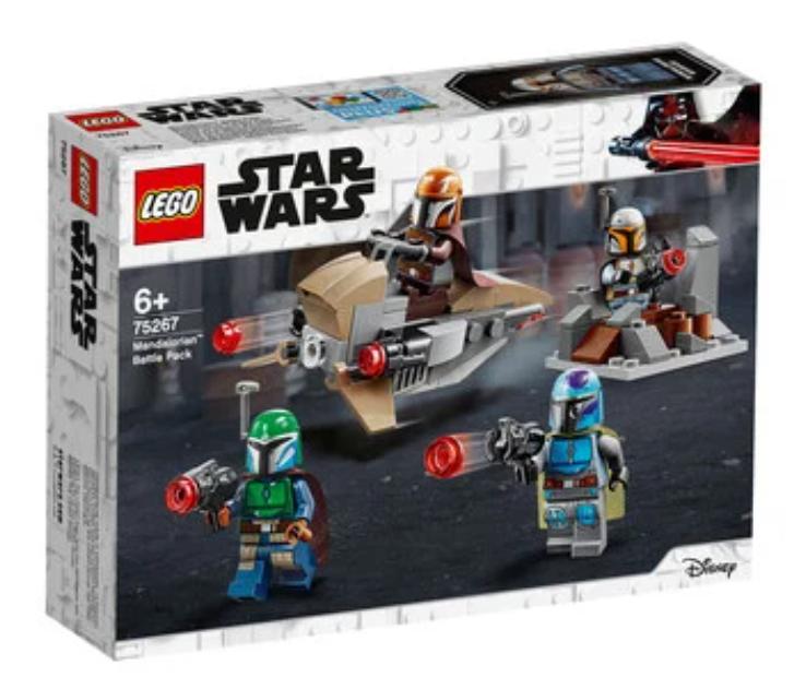 LEGO STAR WARS 75267 (Alcampo Pío XII)