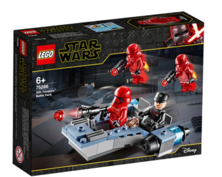LEGO STAR WARS 75266(Alcampo Pío XII)