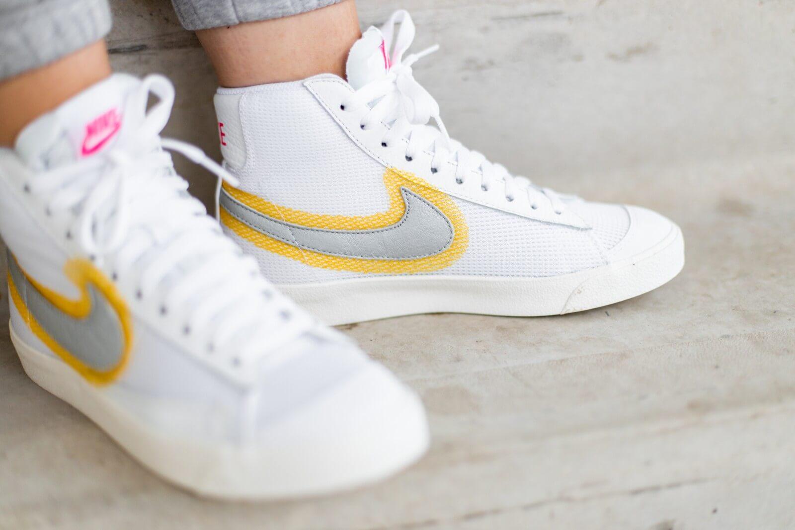 Nike Blazer Mid 77 ( 4 COLORES )
