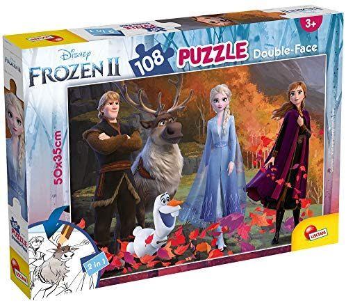 Puzzle Doble Cara Plus Frozen II