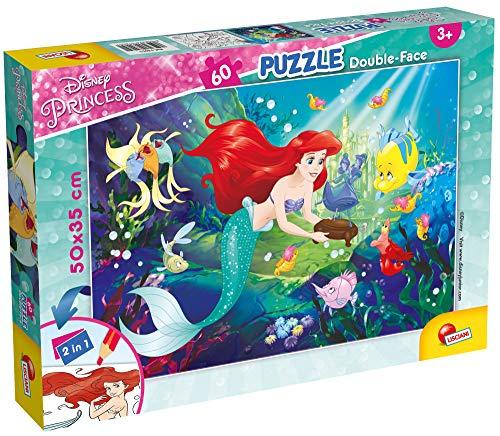 Puzzle, La Sirenita multicolor