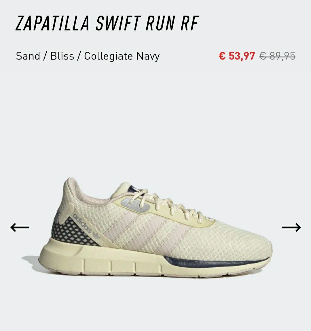Adidas Swift Run Rf. Solo App