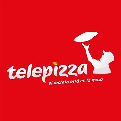 Cupones Telepizza (3 promociones diferentes)
