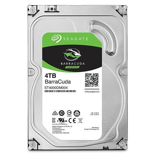 Disco duro HDD Seagate 3.5'' 4Tb 5900Rpm 256Mb Sata3